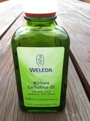 Weleda Birch Cellulite Oil