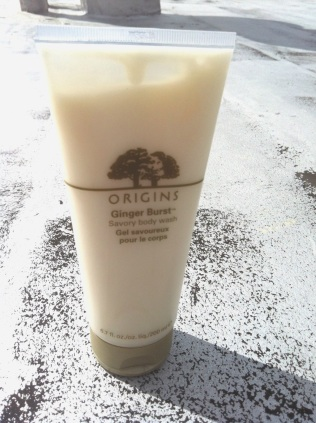 Origins Ginger Burst Body Wash