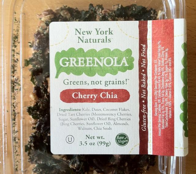 Kale Greenola