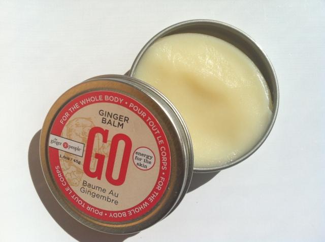 GO ginger balm