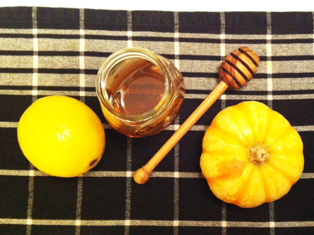 pumkin honey mask thanksgiving