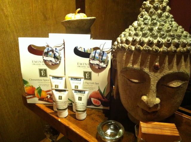Olive Spa Buddha